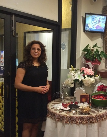 Shadi Eyvazzadeh