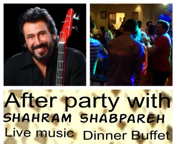 Shahram Shabpareh Sydney