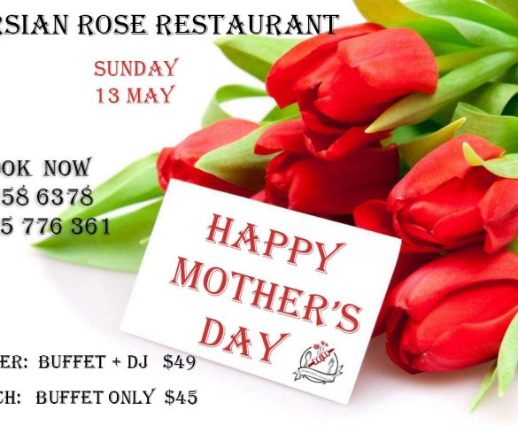 Mother's Day Restaurant