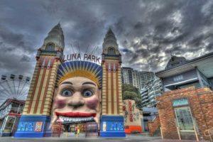 sidny Luna park